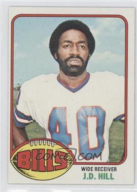 1976 Topps #17 - J.D. Hill
