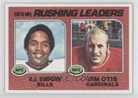 O.J. Simpson, Jim Otis