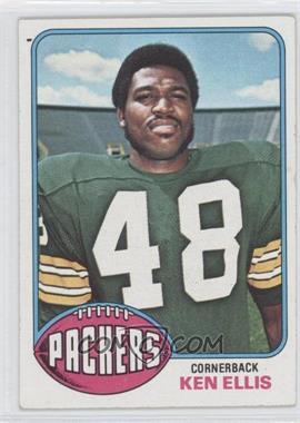 1976 Topps #207 - Ken Ellis