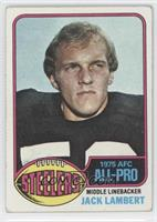 Jack Lambert [Poor to Fair]
