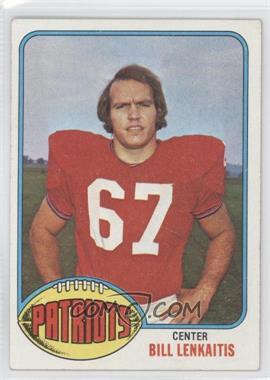 1976 Topps #253 - Bill Lenkaitis [GoodtoVG‑EX]