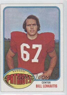 1976 Topps #253 - Bill Lenkaitis