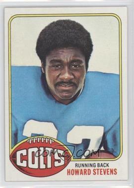 1976 Topps #288 - Howard Stevens