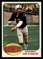 Ken Stabler [NM MT]