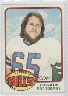 1976 Topps #94 - Pat Toomay