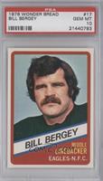 Bill Bergey [PSA10]