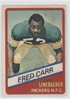 Fred Carr [Good to VG‑EX]
