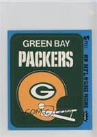 Green Bay Packers (Helmet) [Good to VG‑EX]