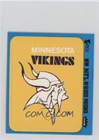 Minnesota Vikings (Logo) [Good to VG‑EX]