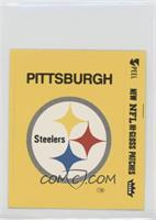 Pittsburgh Steelers (Logo Yellow Border)