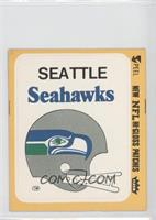 Seattle Seahawks (Helmet Yellow Border) [Good to VG‑EX]
