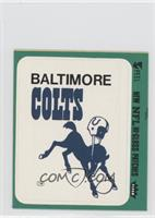 Baltimore Colts (Logo)