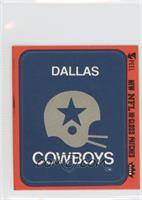 Dallas Cowboys (Helmet)