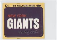 New York Giants (Logo)