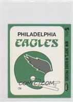 Philadelphia Eagles (Helmet Green Border)