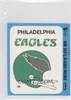 Philadelphia Eagles (Helmet Blue Border)