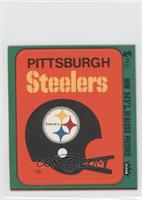 Pittsburgh Steelers (Helmet) [Good to VG‑EX]