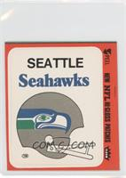 Seattle Seahawks (Helmet Red Border)