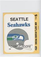 Seattle Seahawks (Helmet Yellow Border)