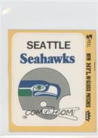 Seattle Seahawks (Helmet Yellow Border)
