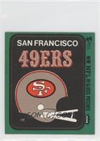 San Francisco 49ers (Helmet)