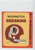 Washington Redskins (Helmet) [Good to VG‑EX]