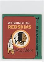 Washington Redskins (Logo) [Good to VG‑EX]