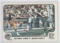 Detroit Lions Team