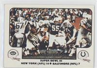 New York Jets, Baltimore Colts Team