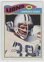 Lawrence Gaines
