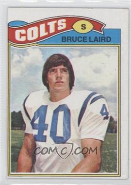 1977 Topps - [Base] #249 - Bruce Laird