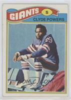 Clyde Powers [PoortoFair]