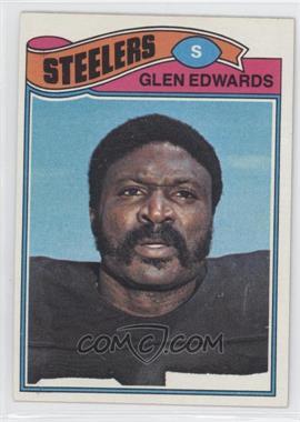 1977 Topps - [Base] #381 - Glen Edwards