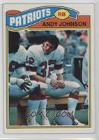 Andy Johnson [Good to VG‑EX]