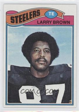 1977 Topps - [Base] #51 - Larry Brown