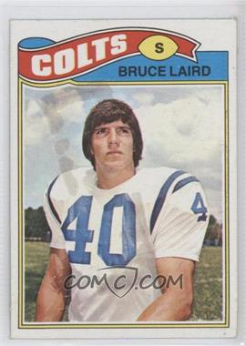 1977 Topps Mexican - [Base] #249 - Bruce Laird