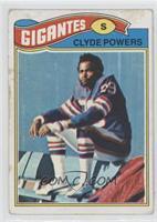 Clyde Powers [GoodtoVG‑EX]