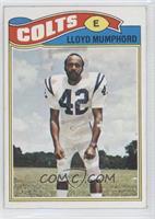 Lloyd Mumphord [GoodtoVG‑EX]