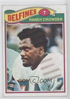 Randy Crowder