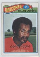 Rolland Lawrence [Good to VG‑EX]