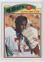 Cleveland Elam [GoodtoVG‑EX]