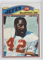 MacArthur Lane