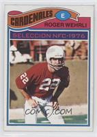 Roger Wehrli [Good to VG‑EX]