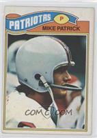Mike Patrick [GoodtoVG‑EX]