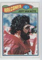 Jeff Van Note