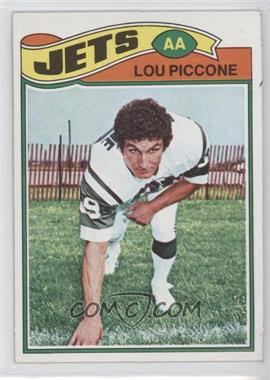 1977 Topps Mexican #333 - Lou Piccone