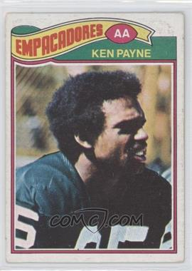 1977 Topps Mexican #347 - Ken Payne [Good to VG‑EX]