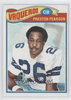 Preston Pearson [Good to VG‑EX]