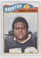 Emanuel Zanders [Good to VG‑EX]