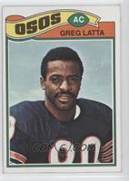Greg Latta [GoodtoVG‑EX]